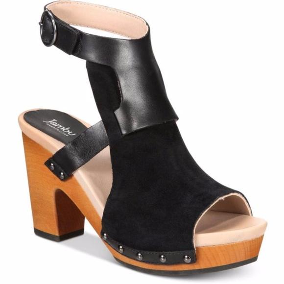 Jambu Gina Dress Sandals Women's Shoes B1EYJnZl